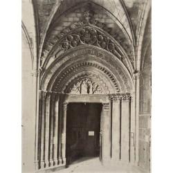 BARCELONA, Puerta de entrada al Claustro. Catedral Barcelona