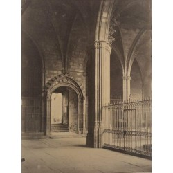 BARCELONA, Claustro Catedral de Barcelona