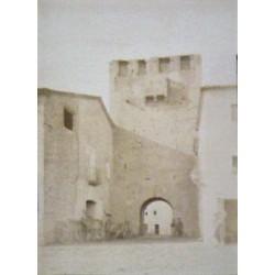MONTBLANC (TARRAGONA) Torre y Puerta de entrada