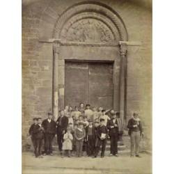 MANRESA (BARCELONA) Puerta de la Seo