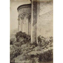 S. MARTÍ SARROCA (BARCELONA), Ábside de la iglesia
