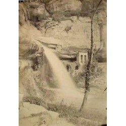 SANT MIQUEL DEL FAY, (BARCELONA) Cascada