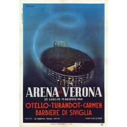 ARENAS DE VERONA 1953. AIDA-LA TRAVIATA-LA FORZA DEL DESTINO