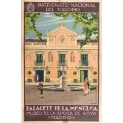 PALACETE DE LA MONCLOA. MUSEO DE LA EPOCA DE GOYA. MADRID. PNT