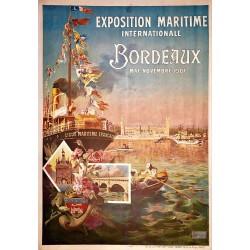 BORDEAUX. EXPOSITION MARITIME INTERNATIONALE.