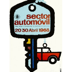 SECTOR AUTOMÓVIL 1968