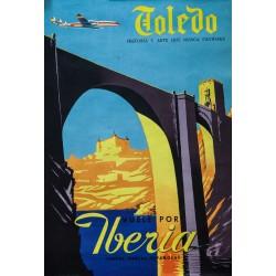 TOLEDO VUELE POR IBERIA