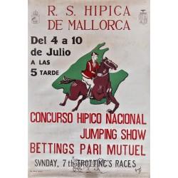 R.S. HIPICA DE MALLORCA. CONCURSO HIPICO NACIONAL