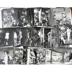 "ARCHIVO FOTOGRAFICO (300 FOTOS) ""BAVILLASSET"" DEPORTES-MODA DEPORTIVA"