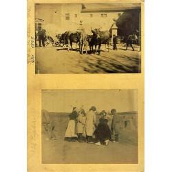 4 FOTOS: FONT DE STA. CLARA VICH (A) -EL PUJOLAR (B) - PROCESIÓN (C-D). Ph. J. YLLA