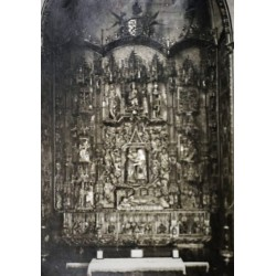 BURGOS, CATEDRAL. CAPILLA DE SANTA ANA
