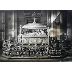 MADRID, P. ZULOAGA. SEPULCRO DEL GENERAL PRIM, EN LA IGLESIA DE N. SRA. DE ATOCHA, EN MADRID