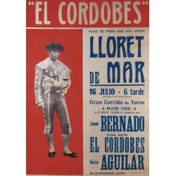 EL CORDOBES, LLORET DE MAR.