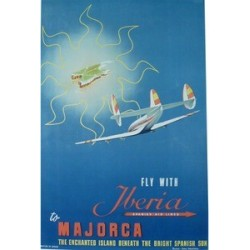 FLY WITH IBERIA TO MAJORCA