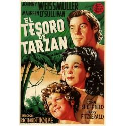 EL TESORO DE TARZAN