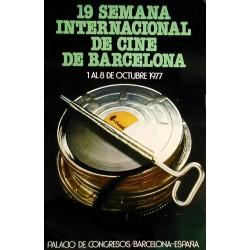 19 SEMANA INTERNACIONAL CINE BARCELONA
