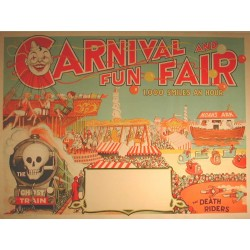 CARNIVAL AND FUN FAIR
