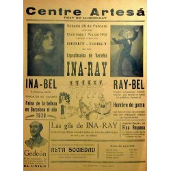 CENTRE ARTESÁ INA-RAY