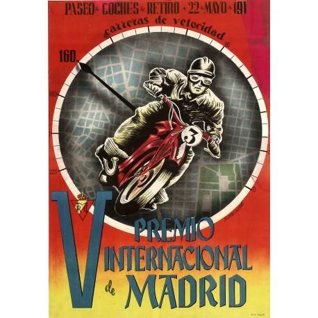 V PREMIO INTERNACIONAL MADRID