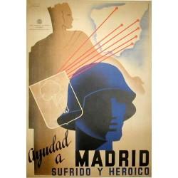AYUDAD A MADRID