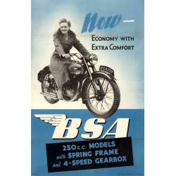 BSA 250CC