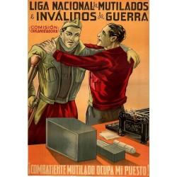 LIGA NACIONAL DE MUTILADOS