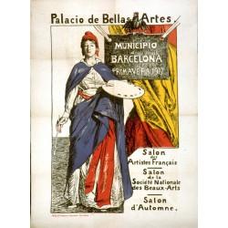 MUNICIPIO DE BARCELONA PRIMAVERA 1917