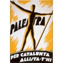 PALESTRA PER CATALUNYA ALLISTA-T'HI