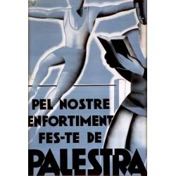 PEL NOSTRE ENFORTIMENT FES-TE DE PALESTRA