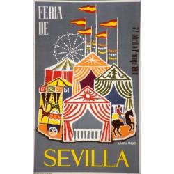 FERIA DE SEVILLA. 1960