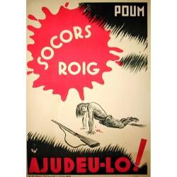SOCORS ROIG AJUDEU-LO!