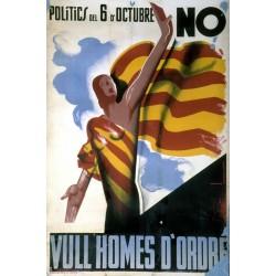 VULL HOMES D'ORDRE