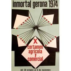 INMORTAL GERONA 1974