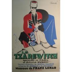 LE TZAREWITCH
