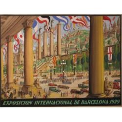 EXPOSICION INTERNACIONAL DE BARCELONA 1929