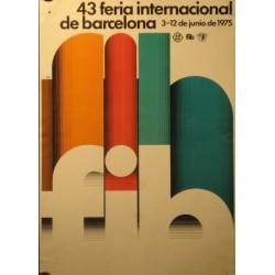43 FERIA INTERNACIONAL DE BARCELONA
