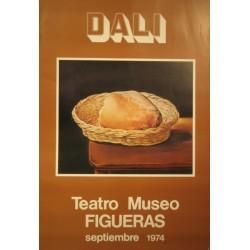 DALI. TEATRO MUSEO FIGUERAS. 1974