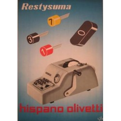 RESTYSUMA - HISPANO OLIVETTI