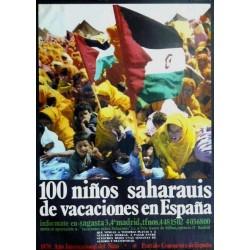 100 NIÑOS SAHARAUIS DE VACACIONES...