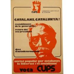 CATALANS, CATALUNYA!