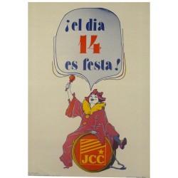 EL DIA 14 ES FESTA