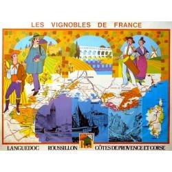 LES VIGNOBLES DE FRANCE. LANGUEDOC-ROUSSILLON