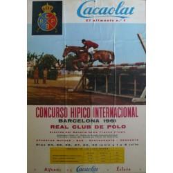 CONCURSO HIPICO INTERNACIONAL 1961