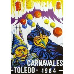 CARNAVALES TOLEDO 1984