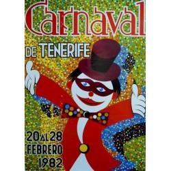 CARNAVAL DE TENERIFE 1982