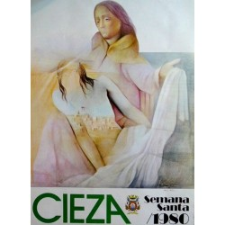 CIEZA SEMANA SANTA 1980