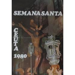 CEUTA SEMANA SANTA 1980