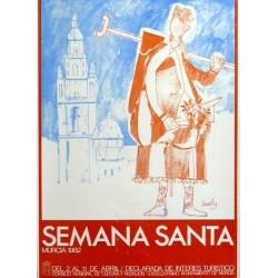 SEMANA SANTA MURCIA 1982