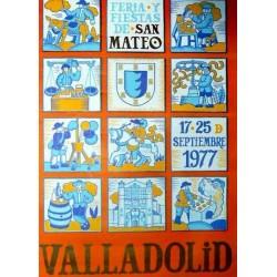 FERIAS Y FIESTAS DE SAN MATEO VALLADOLID