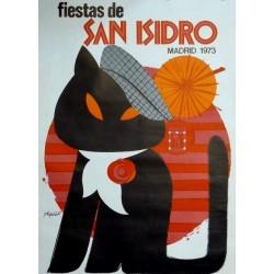 FIESTAS DE SAN ISIDRO MADRID 1973